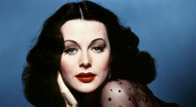 Hedy Lamarr - film actress inventor header 2