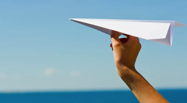 How To Fly A Paper Plane Forever