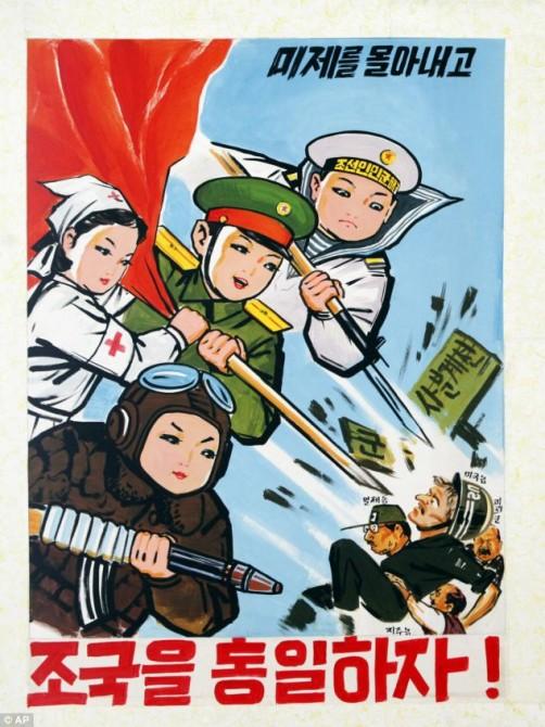 Inside North Korea - UN Report - Anti US