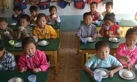 Inside North Korea - UN Report - Children 2