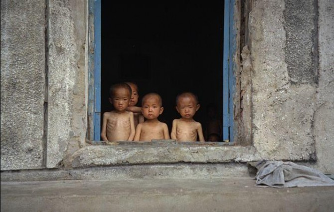 Inside North Korea - UN Report - Children Starvation