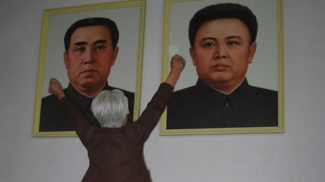 Inside North Korea - UN Report - portraits