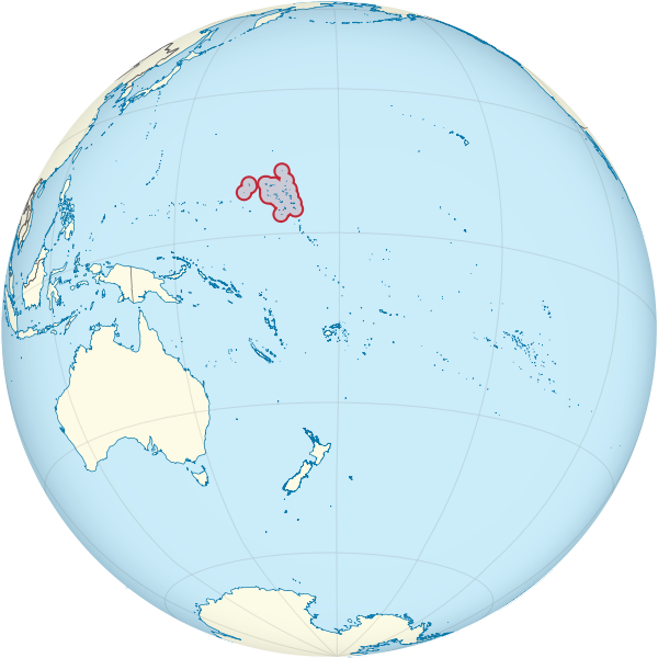 Jose Ivan Alvarengo - Castaway - Marshall Islands map