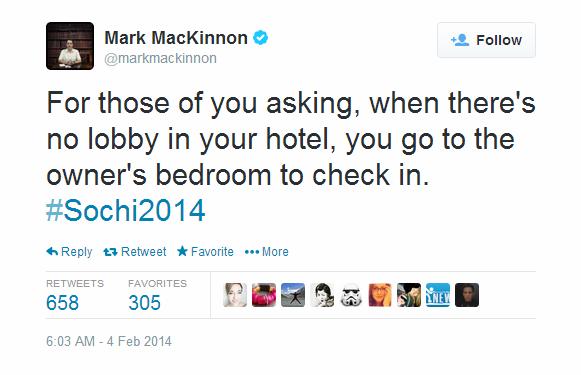 Journalist Live Tweet - Sochi - Mackinnon 2