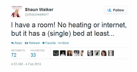 Journalist Live Tweet - Sochi - sean walker 2