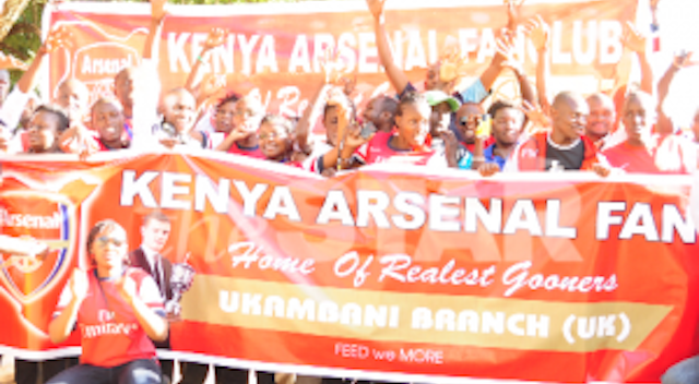 Kenyan Arsenal Fan Club