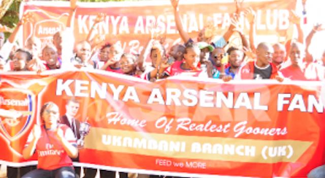 Kenyan Arsenal Fan Club