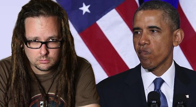 Korn Barack Obama