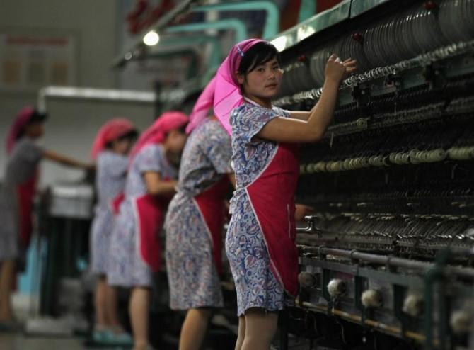 North Korea Inside - Women 4
