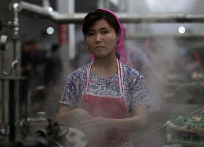 North Korea Inside - Women 5