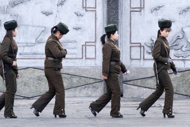 North Korea Inside - Women