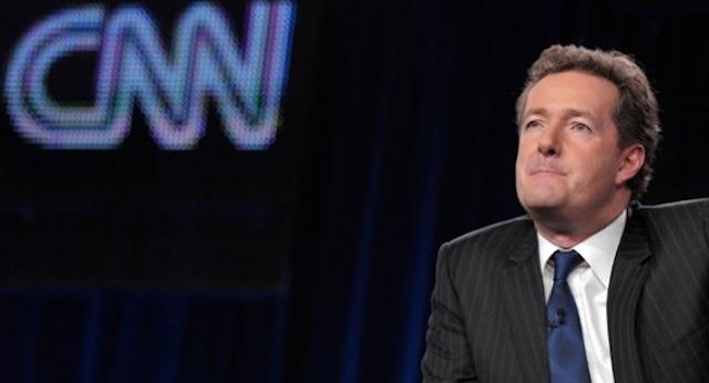 Piers Morgan CNN