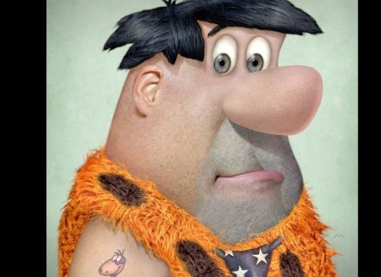 Real Drawings Animated Characters 4