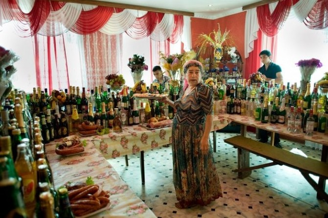 Russia With Love - gypsy wedding Ryazan, Russia 4