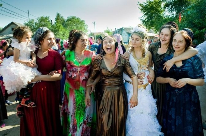 Russia With Love - gypsy wedding Ryazan, Russia 5