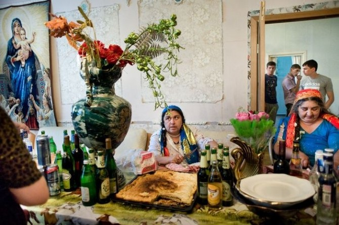 Russia With Love - gypsy wedding Ryazan, Russia