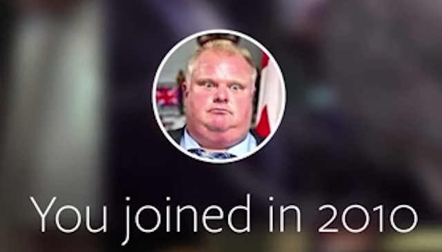 Rob Ford LookBack
