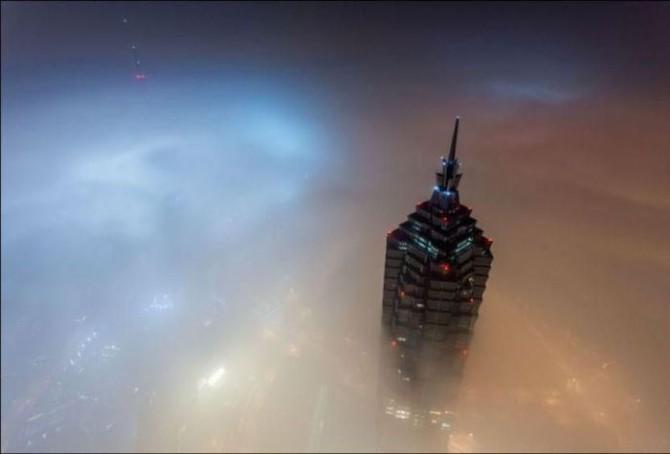 Shanghai Tower 1