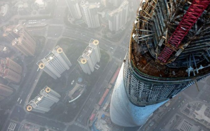 Shanghai Tower 11