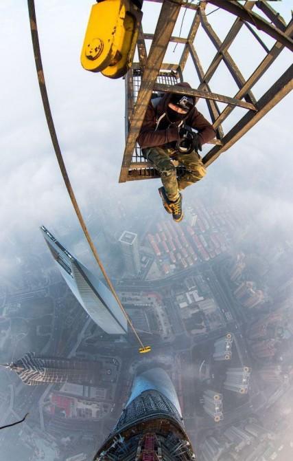 Shanghai Tower 13