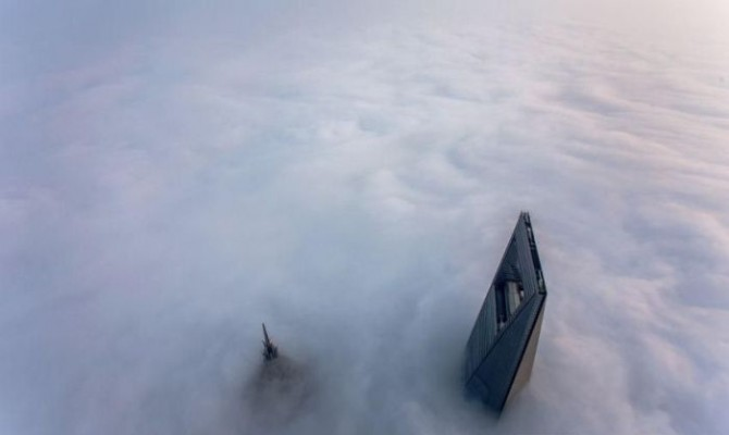 Shanghai Tower 4