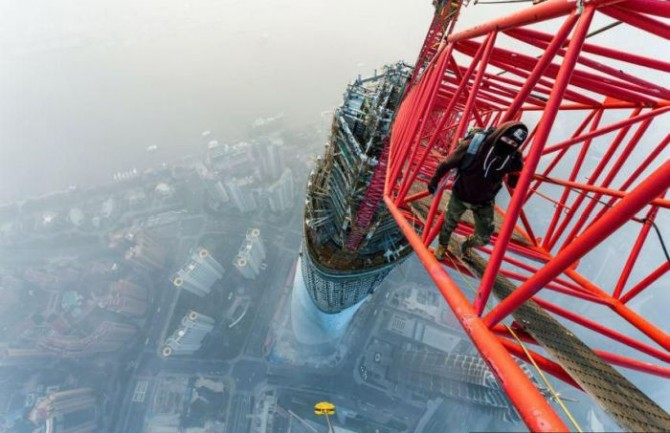 Shanghai Tower 8