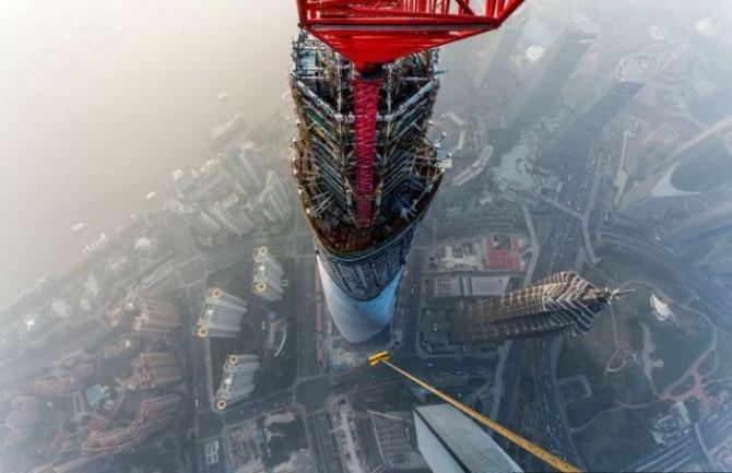 Shanghai Tower 9