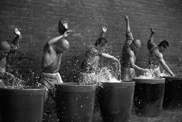 Shaolin Monks 8