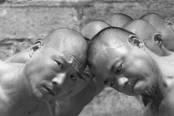 Shaolin Monks Training 16