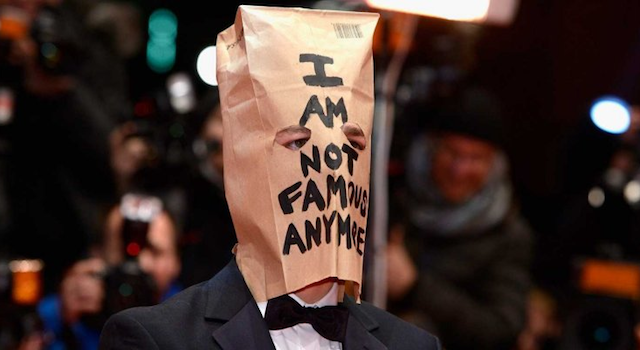 Shia Laboeuf Paper Bag