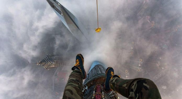 Stop Of THe Shanghai Tower