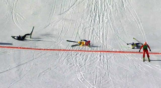 Three Way Photo Finish Sochi