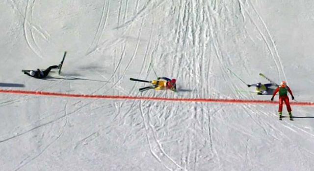 Three Way Photo Finish Sochi