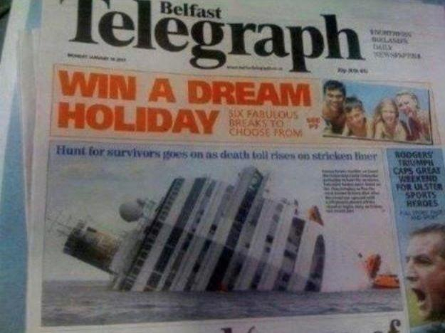 Unfortunate Advertising Placements 24