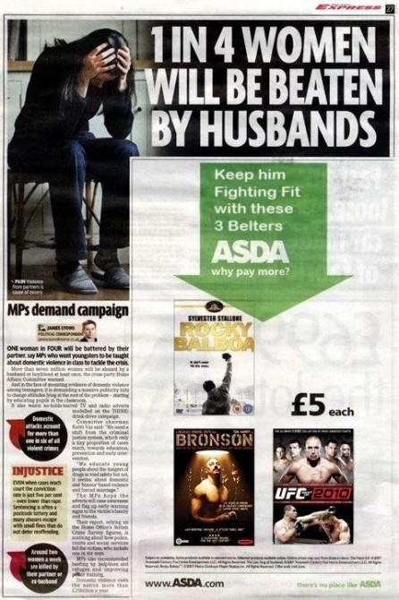 Unfortunate Advertising Placements 33