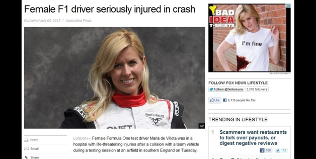 Unfortunate Advertising Placements 7