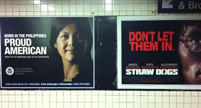 Unfortunately Placed Advertisements