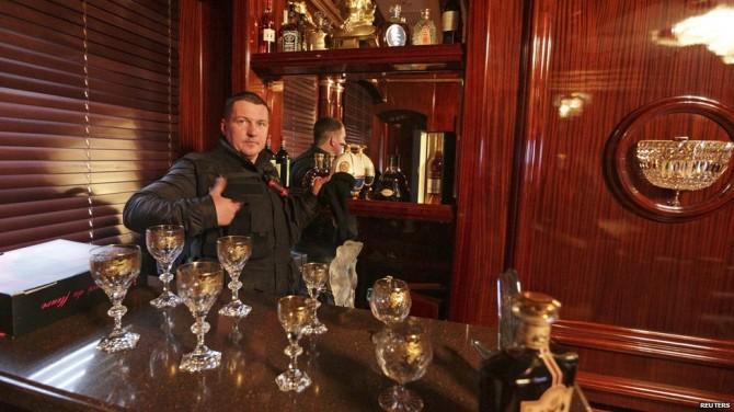 Viktor Yanukovych Estate 33