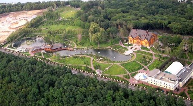 Viktor Yanukovych's Estate