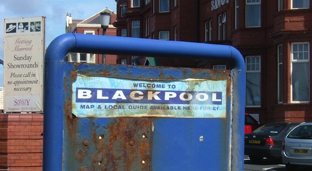 Welcome To Blackpool