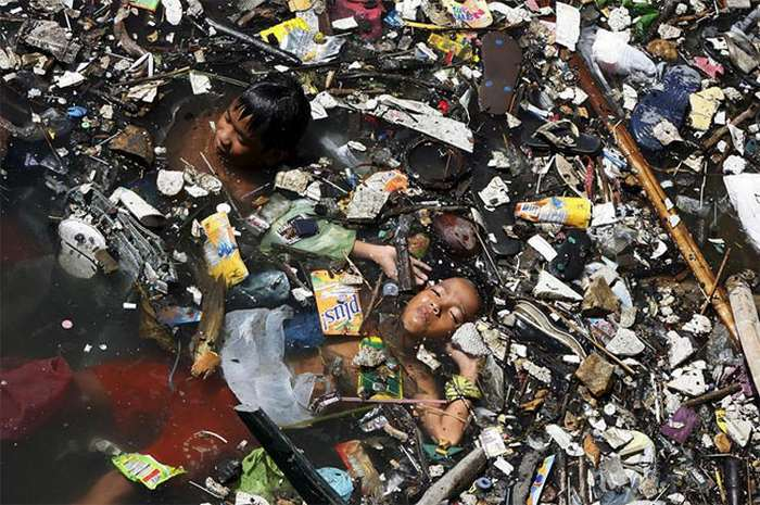 Photos  The World U2019s Most Polluted River  U2013 Sick Chirpse