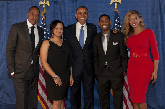 Is Barack Obama Boning Beyonce? French Media Says They ... Obama And Beyonce