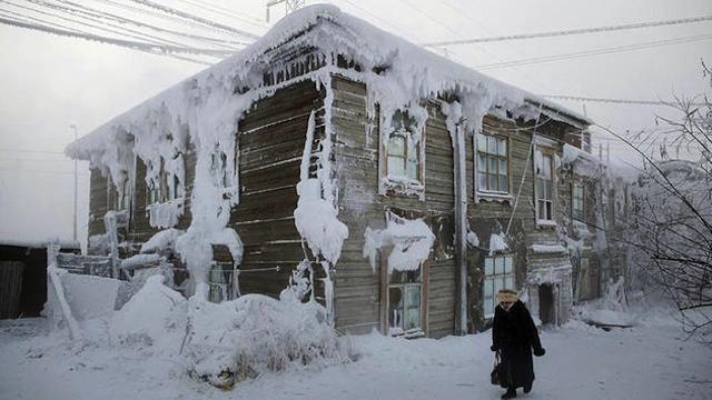 coldest village featured