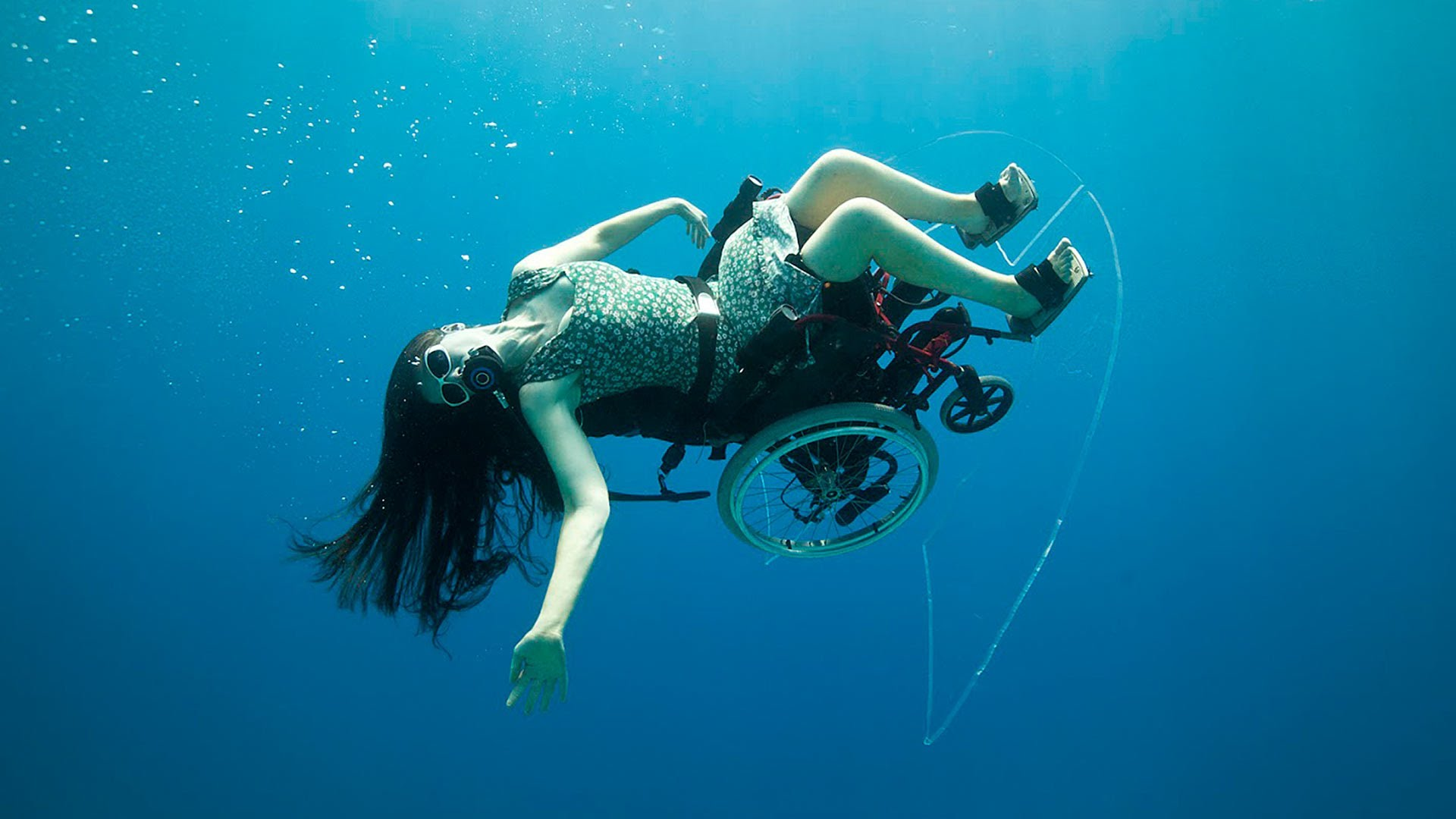 scuba Diving Wheelchair