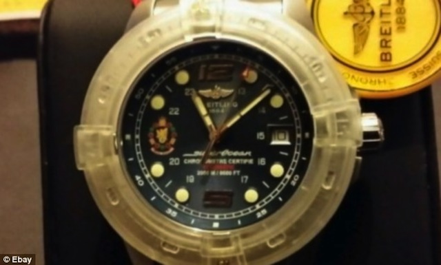 breitling watches ebay