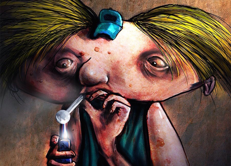 Hey Arnold Drugs