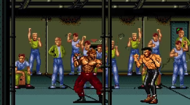 8 Bit Fight Club