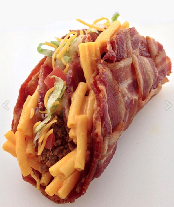 Bacon Weave Taco 2