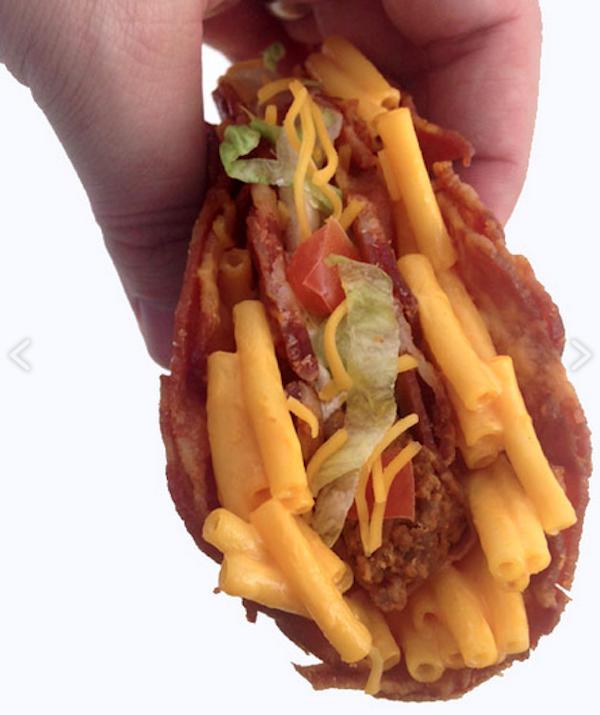 Bacon Weave Taco 3