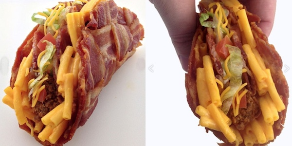 Bacon Weave Taco Featured